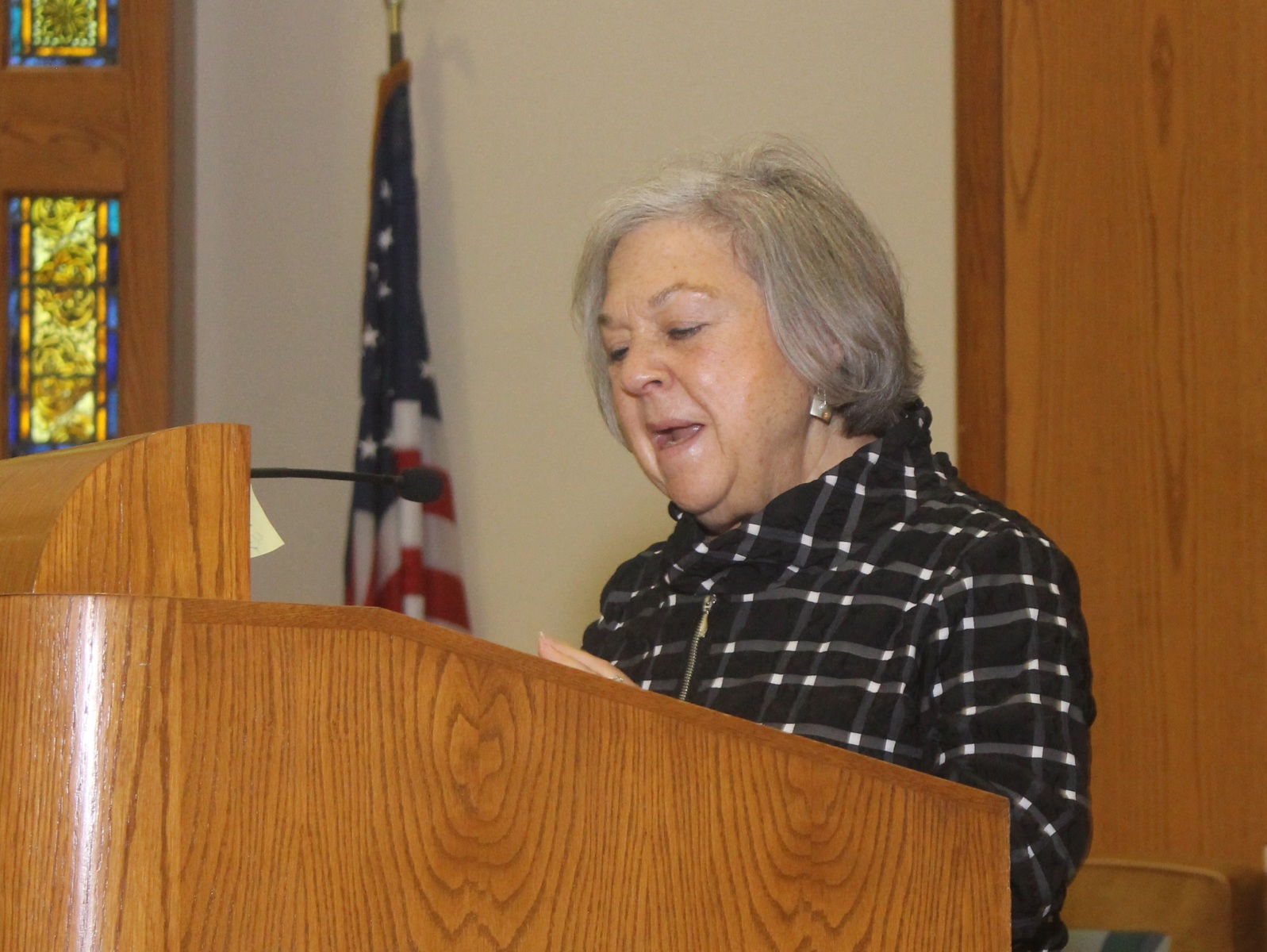 Gail Adler served as chair of the tribute weekend